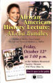 African American History Lecture: A'Lelia Bundles