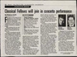 Classical Fellows will join in concerto performance clipping