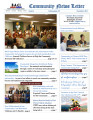 BACI newsletter, December 2013