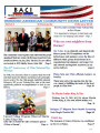 BACI newsletter, February 2013