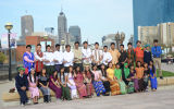 BACI hosts students from Burma