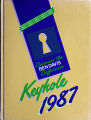 Keyhole, 1987, cover