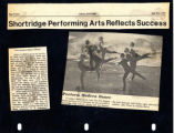 Shortridge performance press clipping