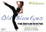 Old Blue Eyes flyer