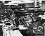Central Library book stacks collapse