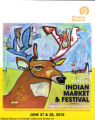 Indian Market and Festival 2015 newsletter