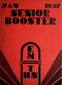 Booster, 1937, cover