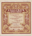 English's Opera House : [program], No. 28.
