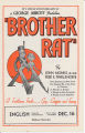 Brother Rat : [advertisement]