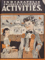 Activities of the Indianapolis Chamber of Commerce, September 1922, Vol. 5, No. 9