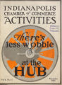 Activities of the Indianapolis Chamber of Commerce, November 1921, Vol. 4, No. 11
