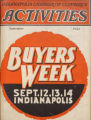 Activities of the Indianapolis Chamber of Commerce, September 1923, Vol. 6, No. 9
