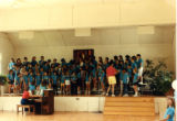 1986 Choral Festival photograph