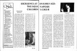 Excellence at an Early Age article