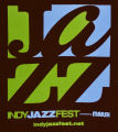 Indy Jazz Fest t-shirt logo