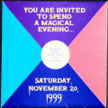 You Are Invited to Spend a Magical Evening invitation