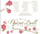 Opera Ball invitation