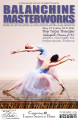 2016 Balanchine Masterworks program