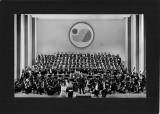 Beethoven's Ninth Symphony, 1975 photograph