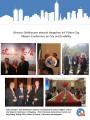 Director Gelhausen attends Hangzhou International Sister City Mayor's Conference on City and...