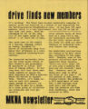 MKNA newsletter, December 1972, January 1973