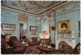 James Whitcomb Riley's Home, drawing room