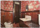 James Whitcomb Riley's Home, bathroom