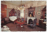 James Whitcomb Riley's Home, bedroom of Major and Mrs. Charles L. Holstein