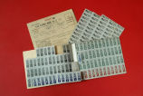 World War II ration books