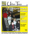 Urban Times April 2008 Cover