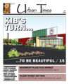 Urban Times June 2008 Cover
