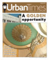 Urban Times September 2015 Cover
