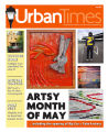 Urban Times May 2016 Cover