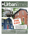 Urban Times October 2016 Cover