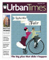 Urban Times September 2017 Cover