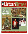 Urban Times December 2017 Cover