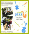 Indianapolis Zoo Animals and all that jazz flyer