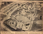 Bird's eye view of Zoo clipping
