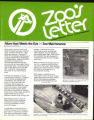 Zoo's Letter, Vol. 17, No. 6, November-December 1977