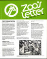 Zoo's Letter, Vol. 16, No. 6, November-December 1976